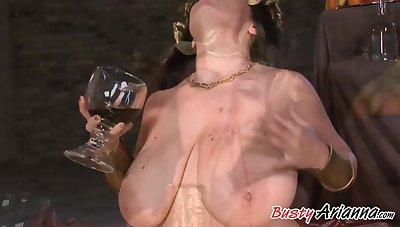 Arianna, Goddess Of Big Tits - BigBoobBundle