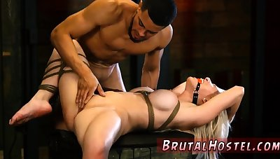 Brazilian pussy eating slave xxx Big-breasted towheaded