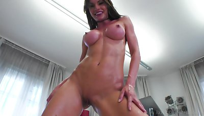 Kitana has a beautiful fit tight setting up and that girl likes backdoor sex