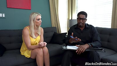 Hardcore puss and bore pounding put paid to a black man and Kenzie Taylor