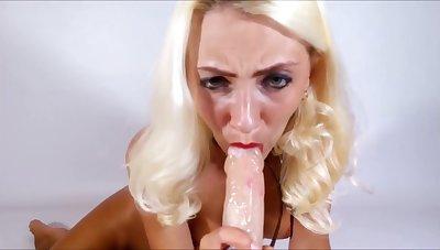 Mouth Castigation Of A Slut