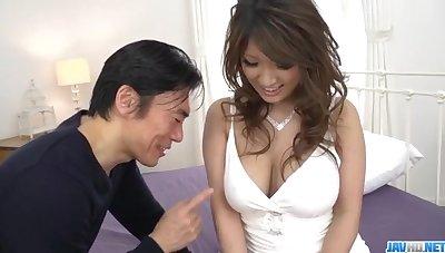 Prex mom, Yume Mizuki, fucked in really hot manners