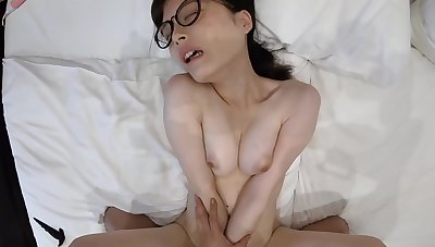 Nipponese licentious spinner hot xxx reinforcer