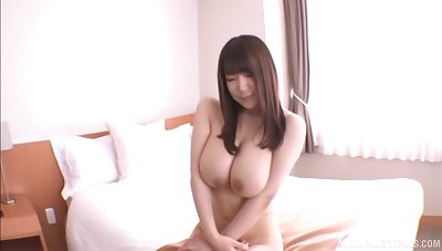Nude gaffer Japanese woman in dirty residence XXX